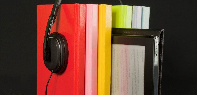 Is it OK to 'read' audiobooks in lieu of paper books?
