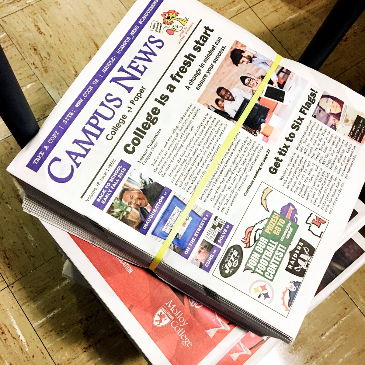 top 10 ways to grow your college newspaper campus news