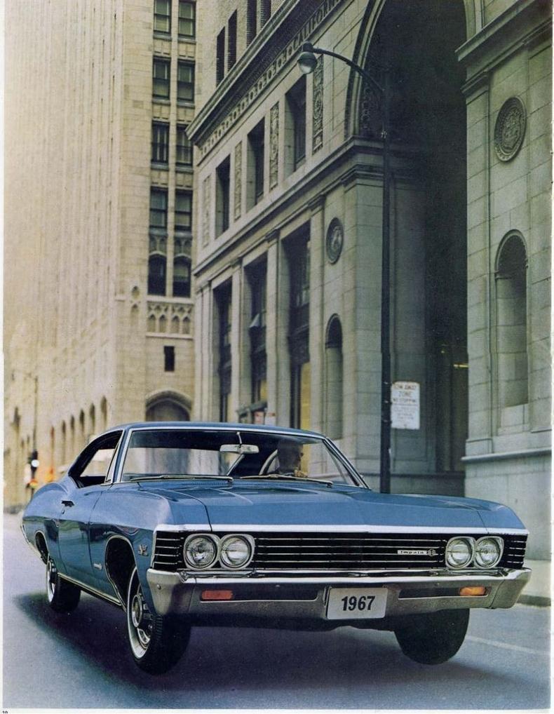 1961 Chevy Impala Ss