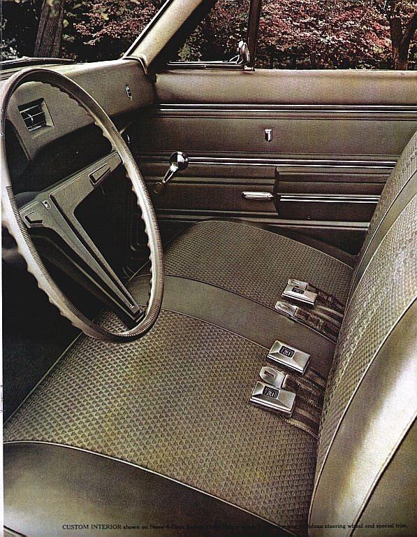 1968 Chevrolet Nova My Classic Garage