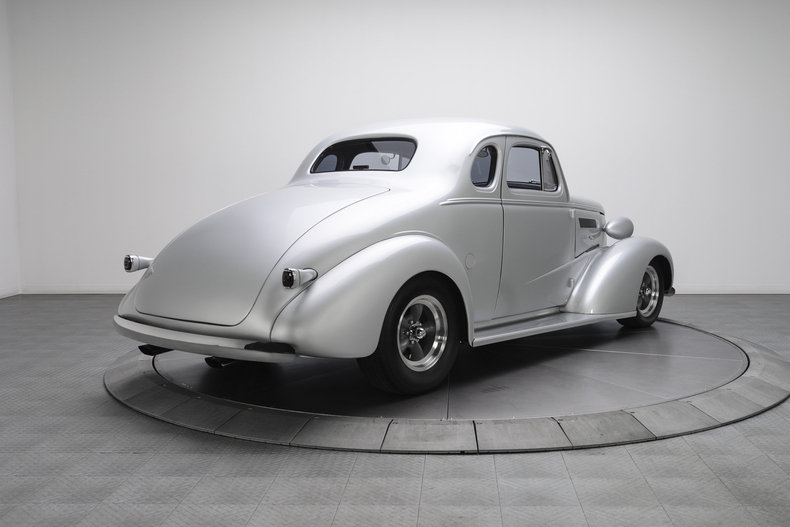 1937 Chevrolet Business Coupe  Post  MCG Social
