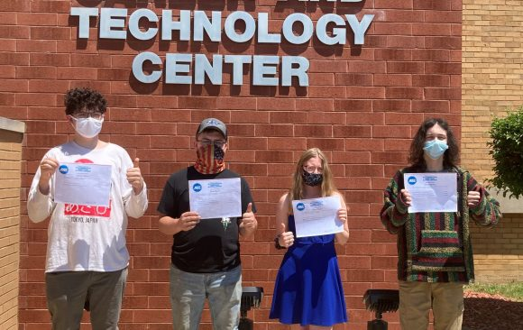 CCCTC Collision Repair Students Earn ASE Certifications