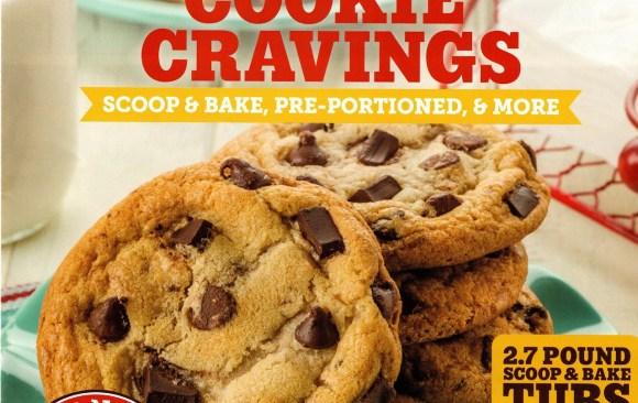 Cookie Dough Fundraiser Information