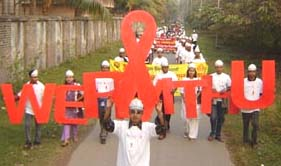 Youth Community to be Aware for AIDS Prevention