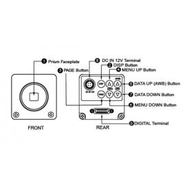 Toshiba IK-TF7 XGA 3-CCD Camera