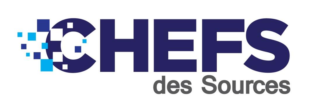 Logo CHEFS des Sources