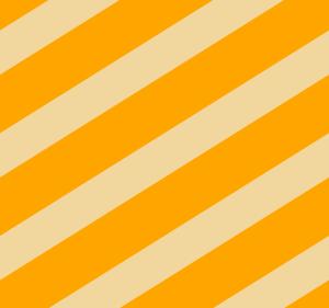 Stripes Orange Cream Seamless Background