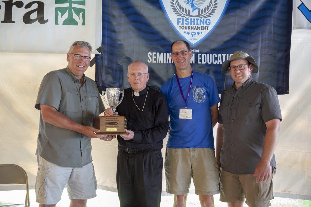 Bishop's Charity Fishing Tournament | The Catholic Community