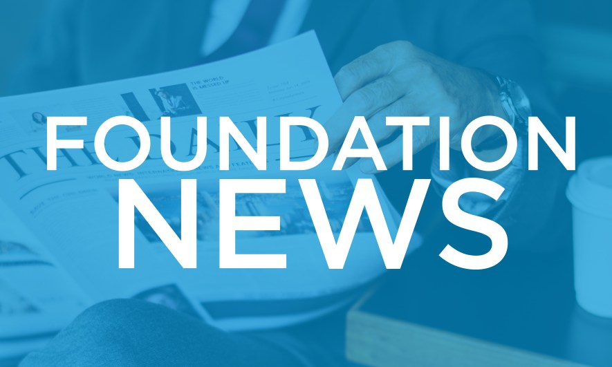 Foundation News - Leaving a Legacy of Faith