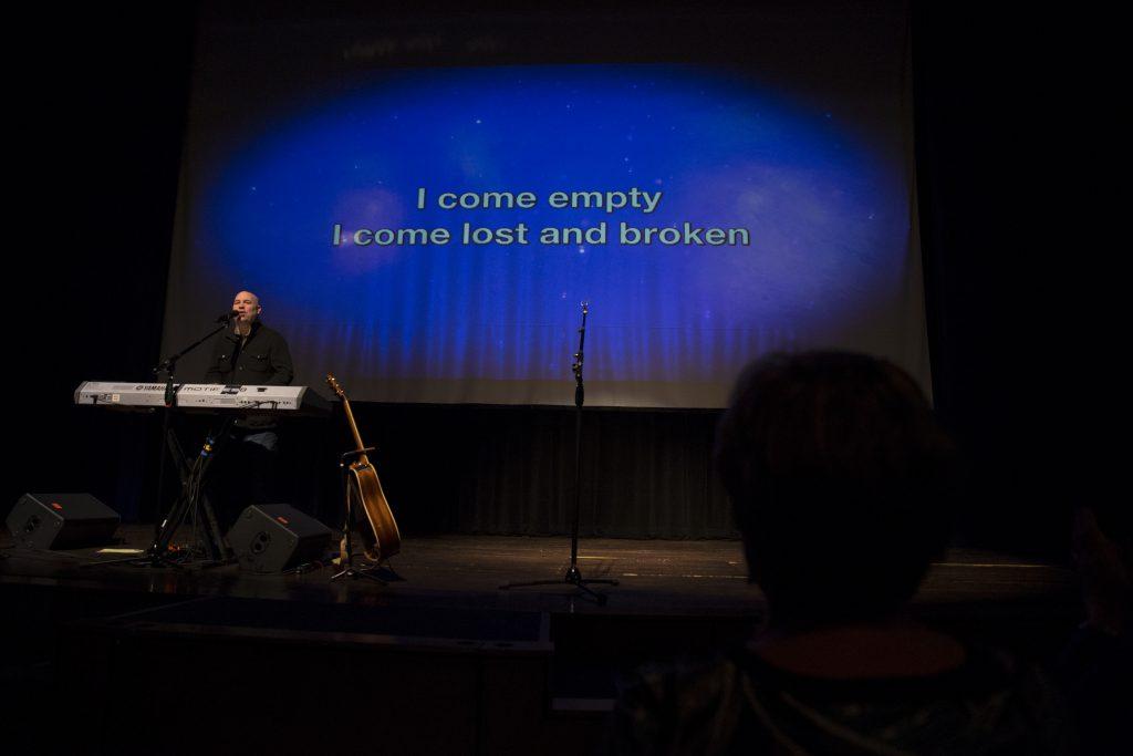 Mark Schultz, Gift of Hope Concert