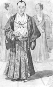 peinture-j-brunet-2-le-15e-taicoun-1er-mai-1868