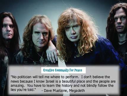 Megadeth (Dave Mustaine)