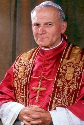 Pope John Paul II, evangelization of culture, culture of life, civilization of love, Catholics for the Common Good