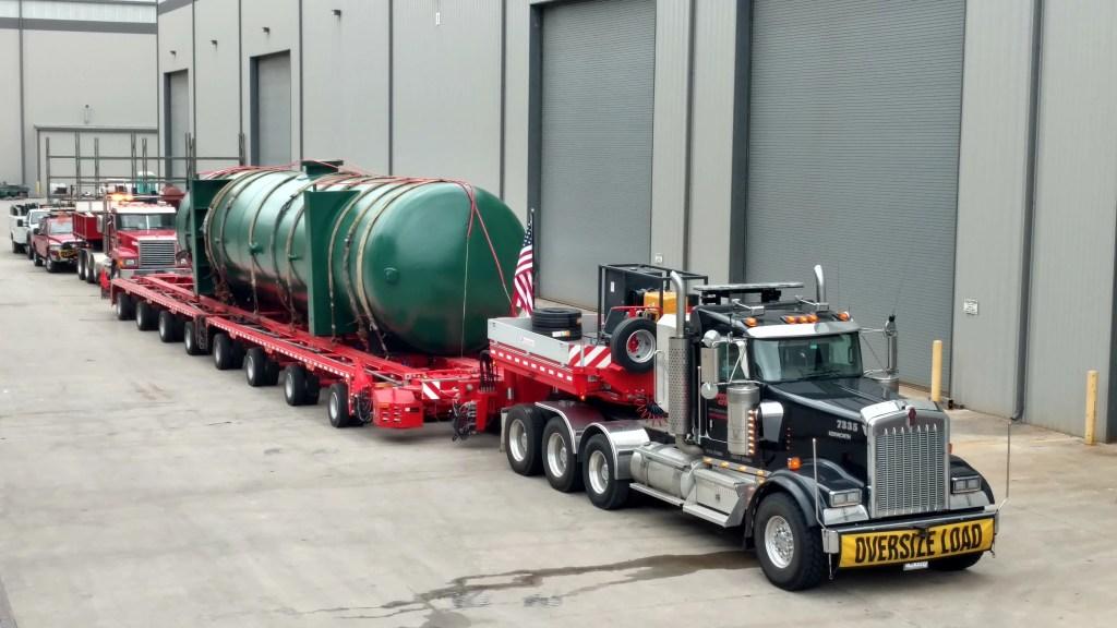 Storage - Specialized Heavy Haul