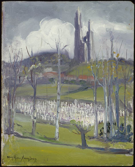 """L'image de """"Mont St-Éloi par Mary Ritter Hamilton"""""""