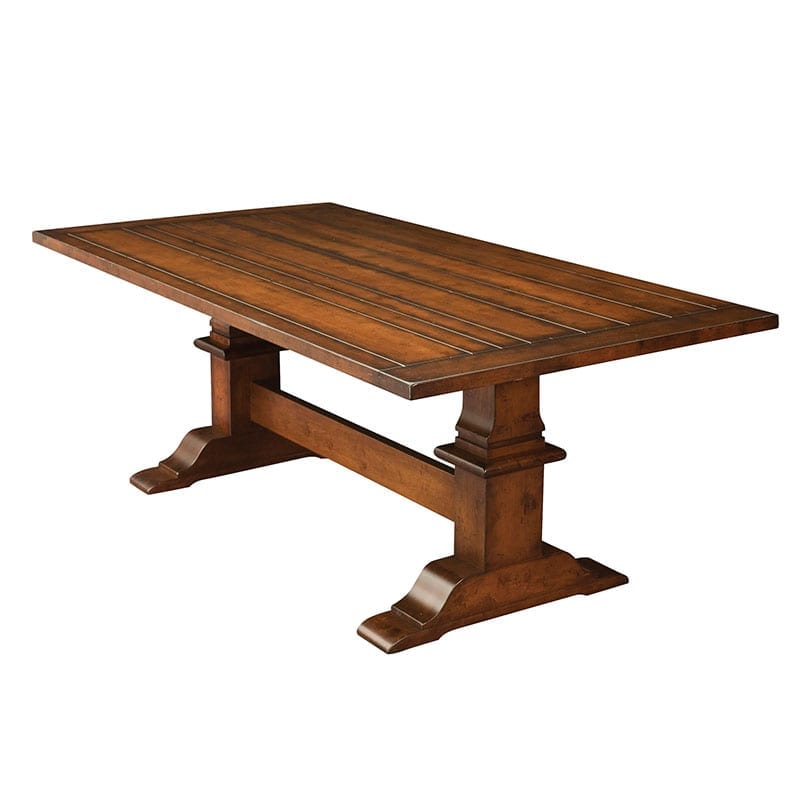Chesterton Trestle Table