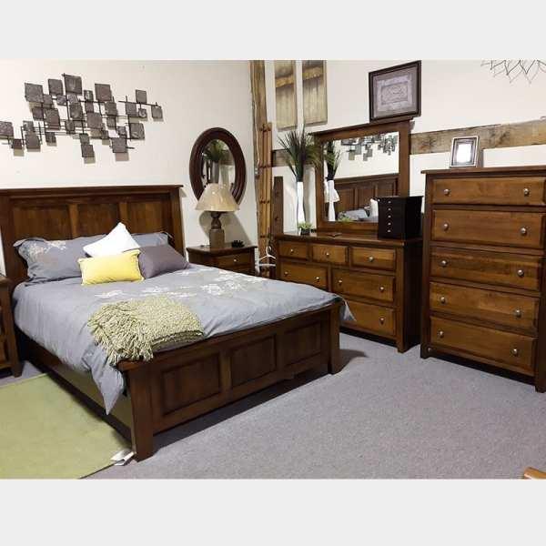Blue Mountain Bedroom Suite