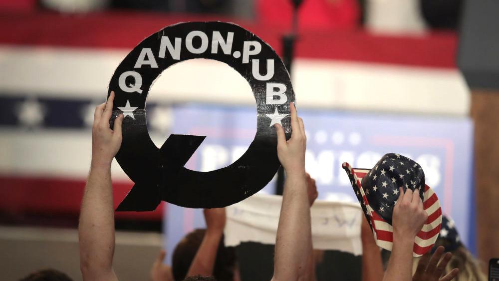 匿名者Q - 號角月報 - 基督教角聲佈道團