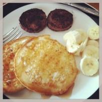 Jack Johnson inspired breakfast