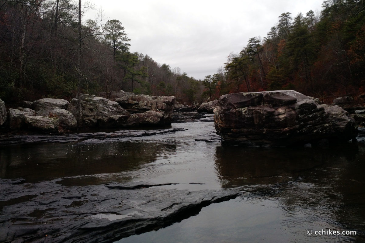 Visit Little River Canyon in northeast Alabama