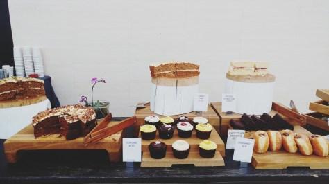 Sky Garden Cakes Selections