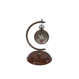 The eye of time clock