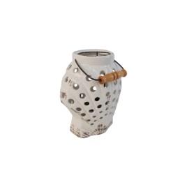 Ceramic Shell Lantern