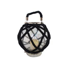 Black Rope Lantern