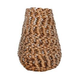 Metal Modern Circular Vase (S)