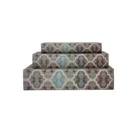 Pattern Decorative Book Set (3 pcs/ set)