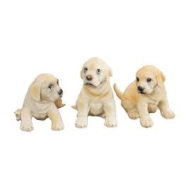 Vintage Ceramic Dog Set (Large) Set of3
