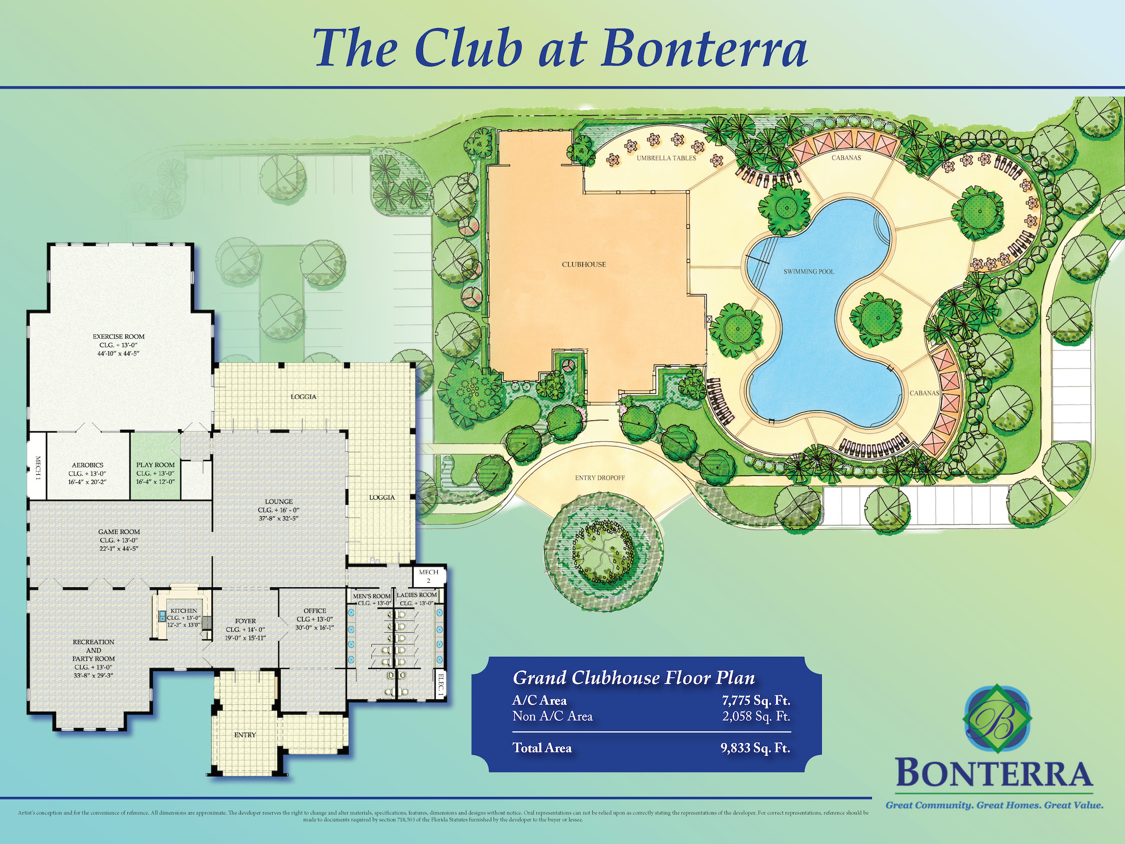 Bonterra New Luxury Homes in Miami Florida  CC Homes