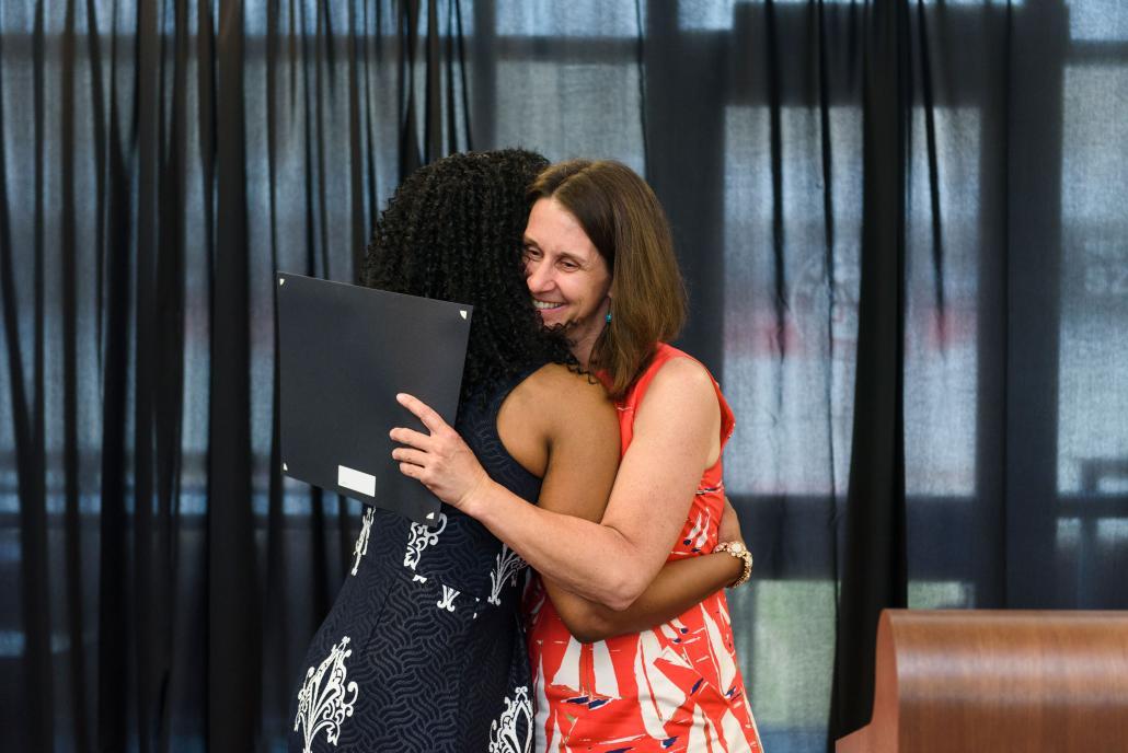 Residency Graduation – College of Community Health Sciences