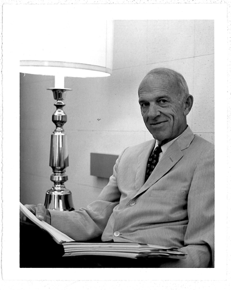 Dr. William R. Willard, Founding Dean of the UA College of Community Health Sciences