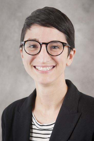 Andrea Wright, MLIS