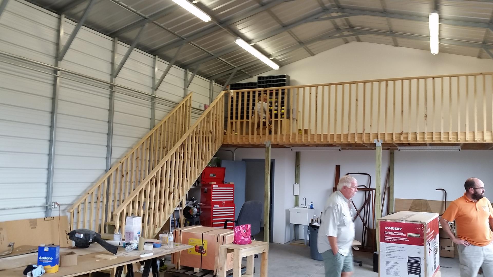 Workshop Man Cave Or She Shed Garage CCI Buildings
