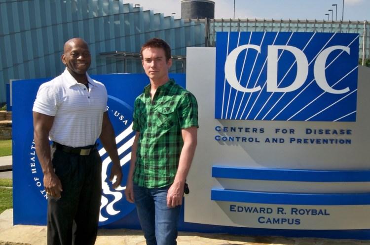 Former CCICADA Fellow Battles Ebola Epidemic Using ...