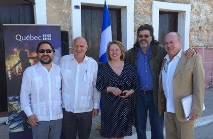 Le Québec consolide ses liens avec Cuba