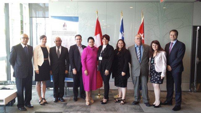 2017-05-16 Conférence – Mission commerciale cubaine – Secteur Tourisme