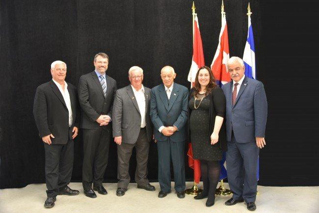 2017-06-11 Visite du Ministre de l'Industrie de Cuba au Canada