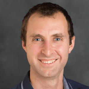 Damian Ruck, post-doctoral research fellow in the University of Tennessee's Department of Anthropology