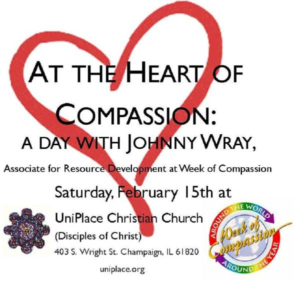 Heart of Compassion logo