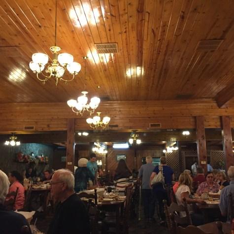 Dinner Family Style, Highlands, NC