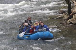 Nantahala Rafting 9