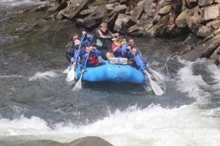Nantahala Rafting 7