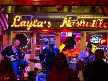 Layla's Saloon