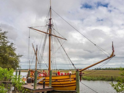 Coastal Ketch Trader Replica