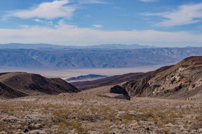 Death Valley from Towne Pass