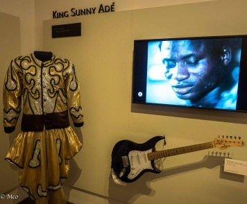 King Sunny Adé, Nigeria