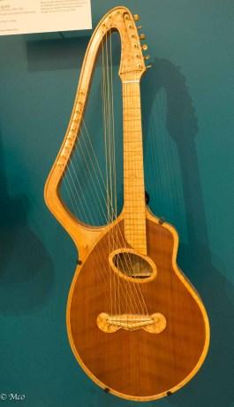 Harp & guitar combo